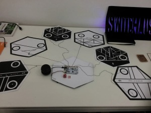 image of a paper based game